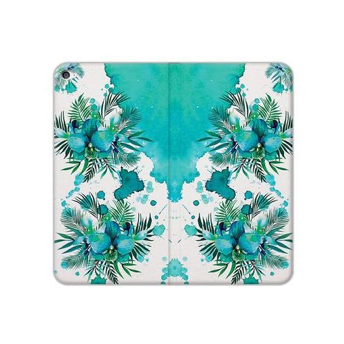 Apple iPad Air 2 - etui na tablet Flex Book Fantastic - turkusowa orchidea, ETAP143FBFCFB005000