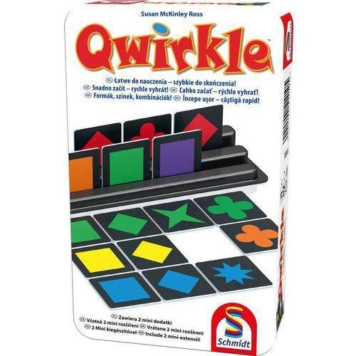 Qwirkle (w metalowej puszce) - Poznań, hiperszybka wysyłka od 5,99zł!, AU_4001504881719