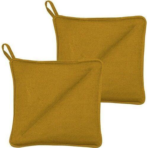 Łapki kuchenne soft złote 2 szt. (5722007276657)