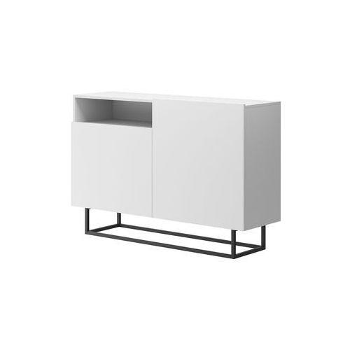 Enjoy - komoda ek120 biała marki Meble piaski