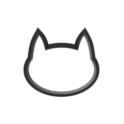Bio Foremka Kot do ciastek na Halloween - 1 szt (5907509918230)