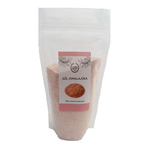 Sól himalajska drobna różowa 1kg wyprodukowany przez Trzy ziarna