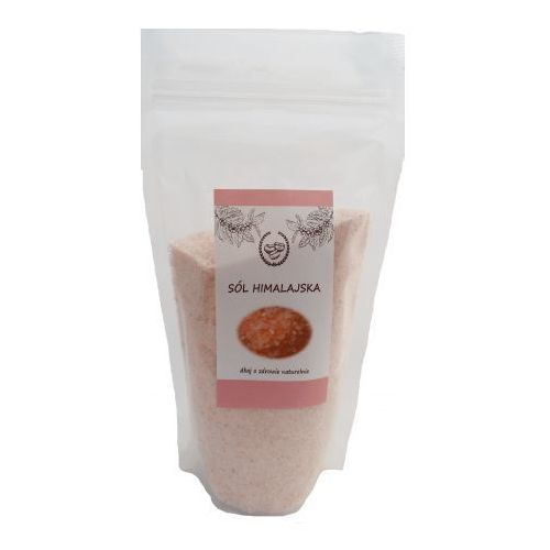 Sól Himalajska Drobna Różowa 1kg