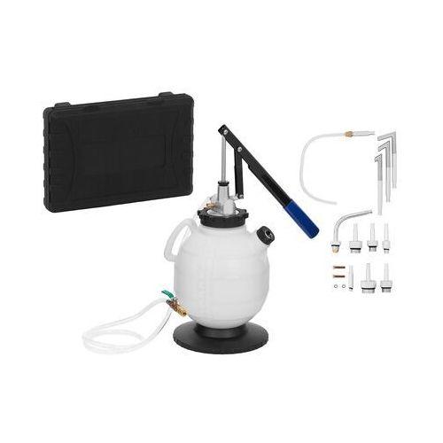 MSW Pompa do wymiany oleju w skrzyni automatycznej - 7,5 l MSW-AGP-01 - 3 LATA GWARANCJI