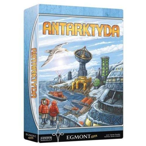 Gra Antarktyda - Praca zbiorowa
