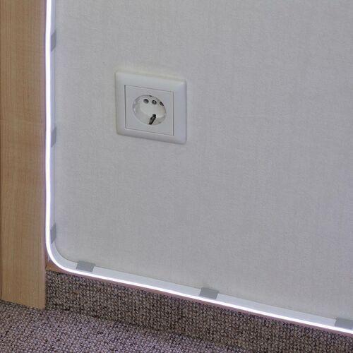 Taśma LED Flow 300 cm, uniwersalna biel, IP65
