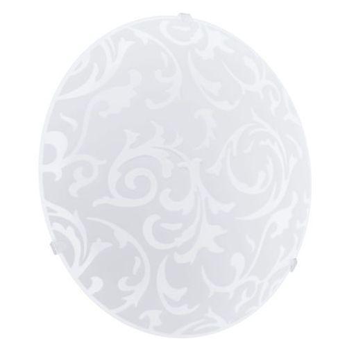 Kinkiet Eglo MARS 91236 1x60W E27 Biały (9002759912369)