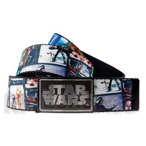 Good Loot Pasek Star Wars - Movie Webbing Belt - produkt w magazynie - szybka wysyłka! (5908305214663)