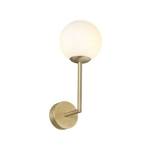 Faro Gala-kinkiet łazienkowy metal/szkło wys.32cm (8421776169111)