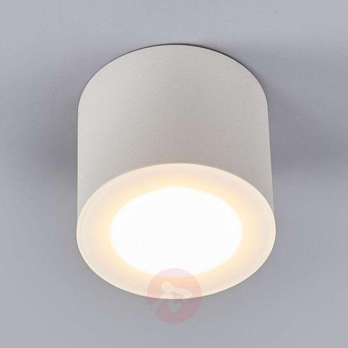 Helestra Oso spot sufitowy LED, okrągły, biały (4022671100960)