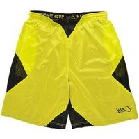 szorty K1X - Core X-Shorts Black/Volt (0250)