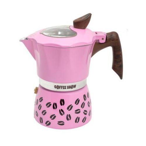 Kawiarka GAT Coffee Show 6 TZ Różowy