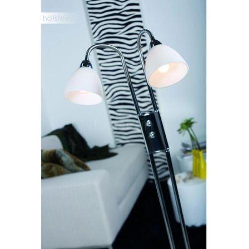Nordlux RAY lampa stojąca Chrom, 2-punktowe - Nowoczesny/skandynawski - Obszar wewnętrzny - RAY - Czas dostawy: od 10-14 dni roboczych (5701581249479)