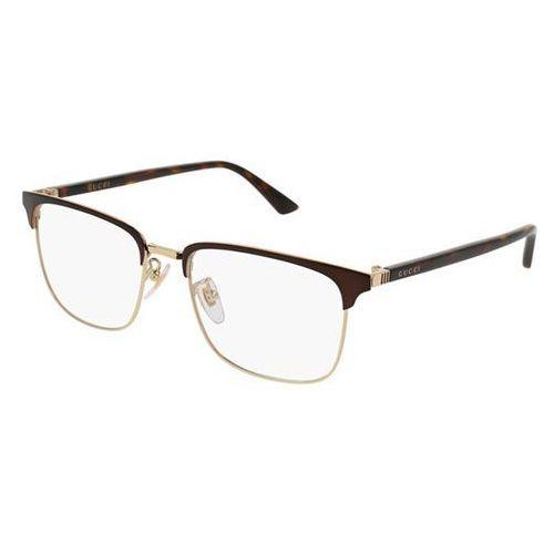 Okulary Korekcyjne Gucci GG0130O 002