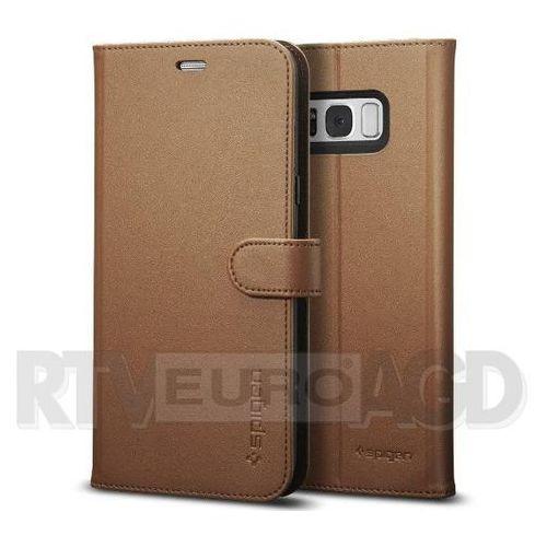 Spigen Wallet S 571CS21688 Samsung Galaxy S8+ (brązowy)