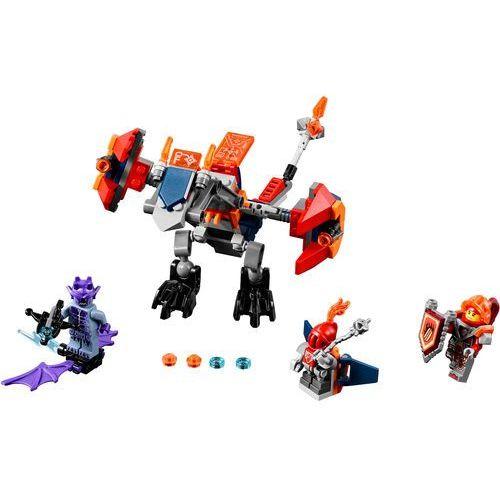Lego NEXO KNIGHTS Spadający smok macybota macy's bot drop dragon 70361