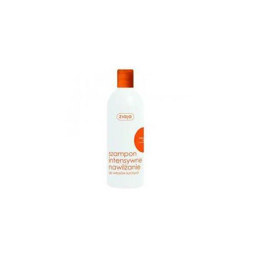 Ziaja , szampon do włosów intensywne nawilżanie z kiełkami pszenicy, 400ml