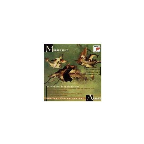 Sony classical Mussorgsky: st.john's night on the bare mountain (0074646203422)
