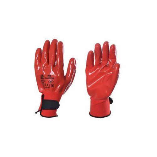 Rękawice ogrodowe r. 9 poliestrowo-nitrylowe RIM KOWALCZYK (5905620029248)