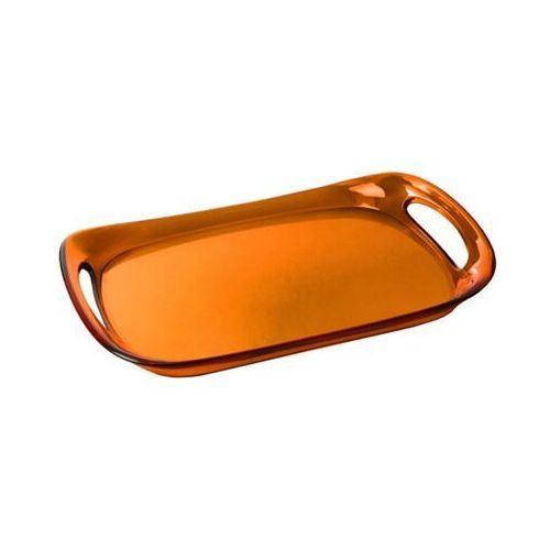 Taca Bugatti Glamour transparentna pomarańczowa, GLOU-02165