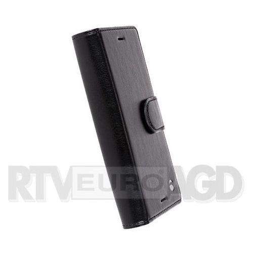 Krusell Ekero FolioWallet 2in1 Sony Xperia X Compact (czarny) (7394090608127)