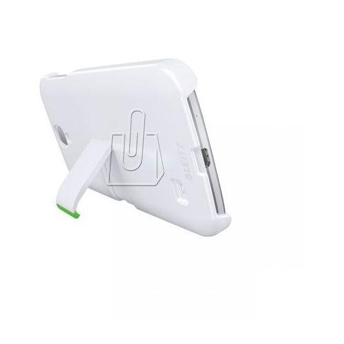 Etui Leitz Complete z podpórką na Samsunga Galaxy S4 białe 62880001, kolor biały