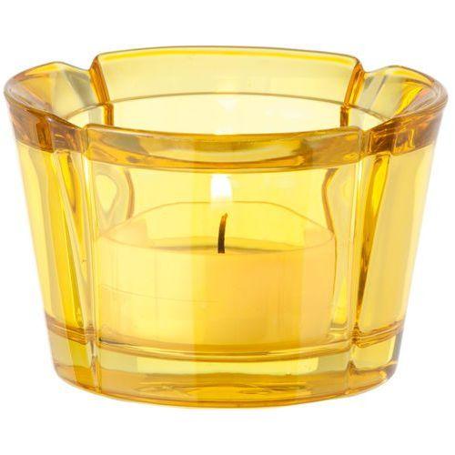 Rosendahl Świecznik na tealight grand cru żółty (35563)