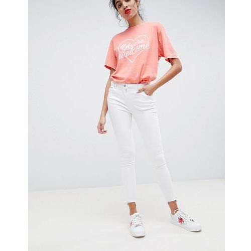 skinny jeans - white, Parisian