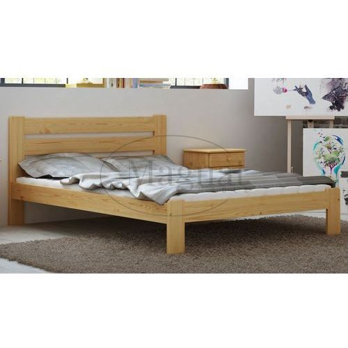 Łóżko Eliza 160x200 z materacem bonellowym