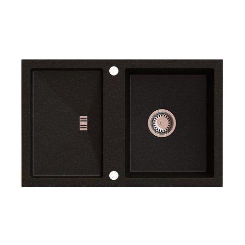 Zlewozmywak granitowy SLIDE 40 AXIS (5902115957703)