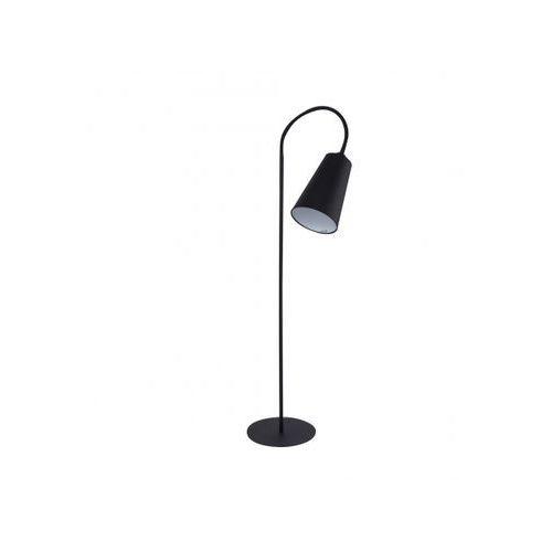 Tk lighting Lampa podłogowa wire black 3079