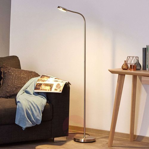 Prakt. lampka do czytania LED z wygiętym ramieniem