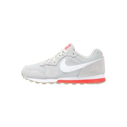 Nike Sportswear MD RUNNER 2 Tenisówki i Trampki pale grey/white/bright crimson/khaki, 807316