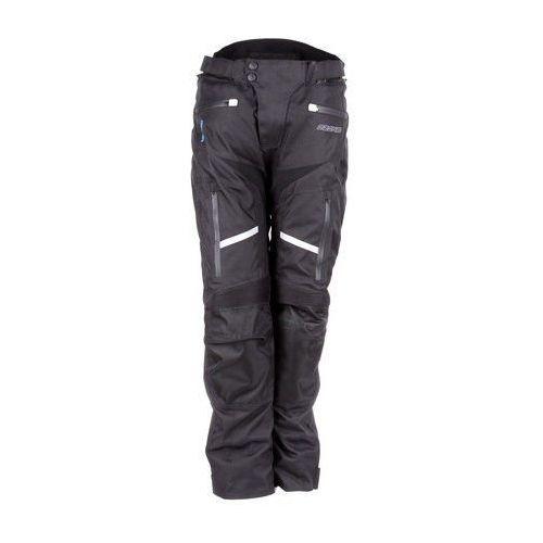 Ozone Spodnie tekstylne ranger black men (2100000964482)