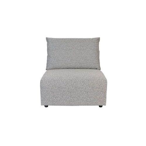Zuiver outdoor sofa breeze element środkowy, szary 3500007 (8718548061705)