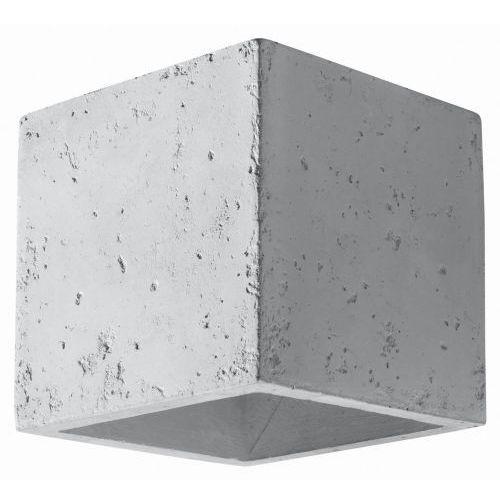 Sollux Kinkiet quad 1xg9/40w/230v beton