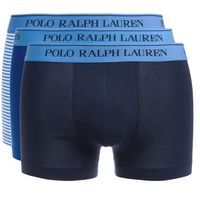 Polo ralph lauren boxers 3 piece niebieski s