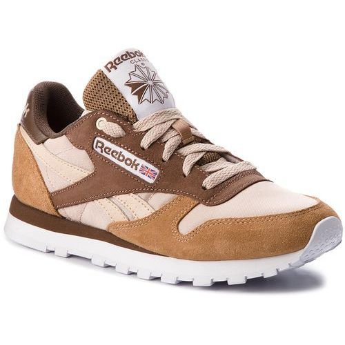 Reebok Buty - cl leather mccs cm9610 cappuccino/toffee/ht chcl