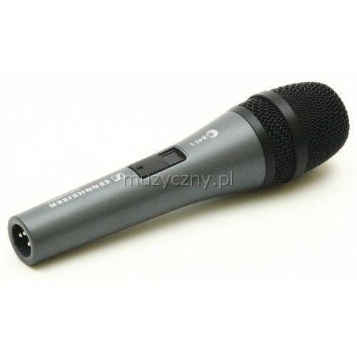 e-845s mikrofon dynamiczny marki Sennheiser