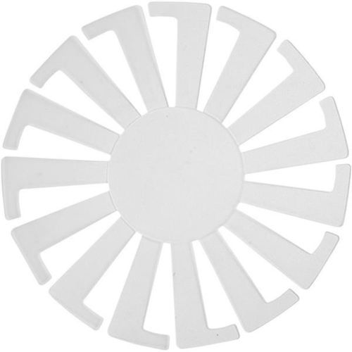 Creativ Baza do zaplatania koszyków - 6x8 cm - 6x8cm