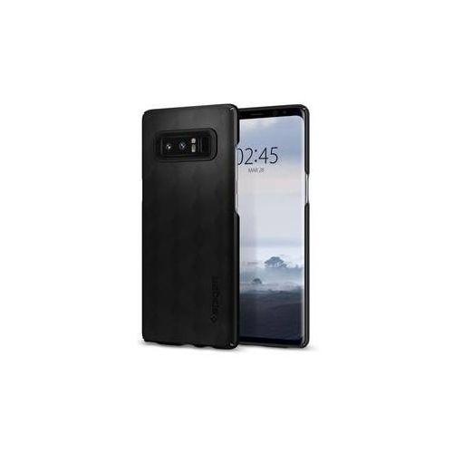 Spigen Obudowa dla telefonów komórkowych thin fit samsung galaxy note 8 (housagano8spbk4) czarny