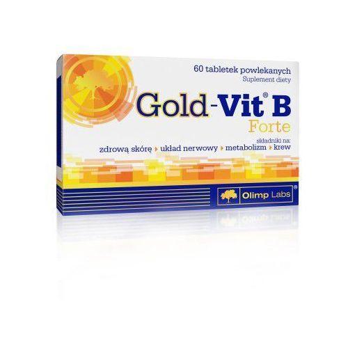 Gold-Vit® B Forte 60 tabletek Olimp (lek witaminy i minerały)