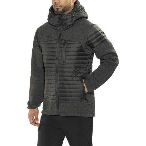 Bergans osen down/wool kurtka mężczyźni czarny xxl 2018 kurtki syntetyczne
