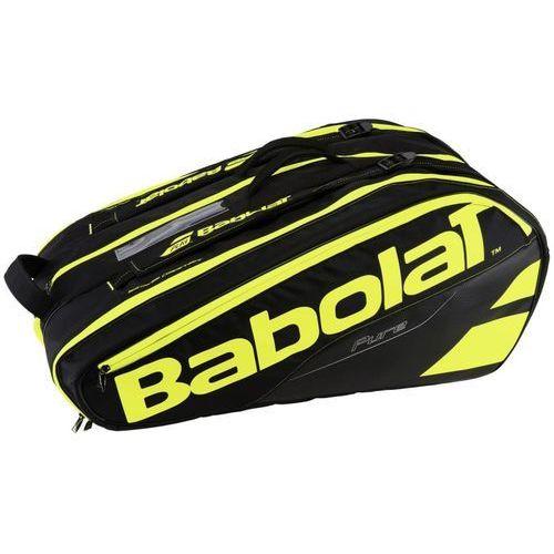 thermobag x12 pure aero 2018 żółty marki Babolat