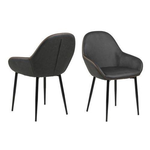 Krzesło Candis Grey PU (5705994967302)