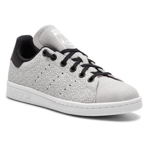 Buty adidas - Stan Smith J DB2870 Gretwo/Gretwo/Cblack