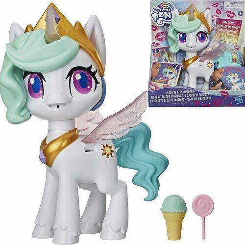 Figurka My Little Pony Jednorożec Magiczny pocałunek (E9107). od 3 lat, E9107