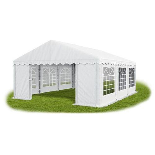 Namiot 5x6x2, solidny namiot ogrodowy, summer/pe 30m2 - 5m x 6m x 2m marki Das company