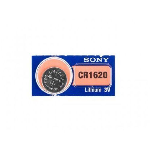 Sony CR1620, Litowa, 3V (CR1620BEA) Darmowy odbiór w 20 miastach!, CR1620BEA