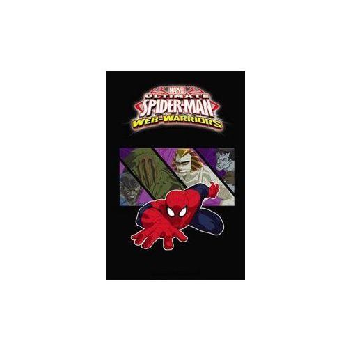 Marvel Universe Ultimate Spider-Man: Web Warriors Volume 3, Caramagna, Joe